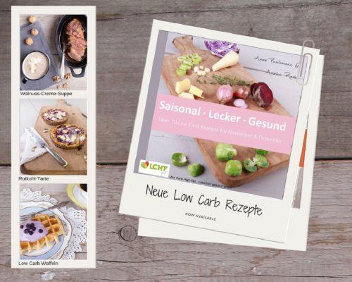 Das neue Kochbuch ist da!