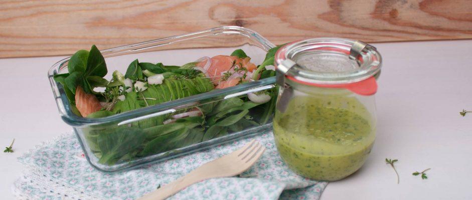 Low Carb Frühlings-Salat